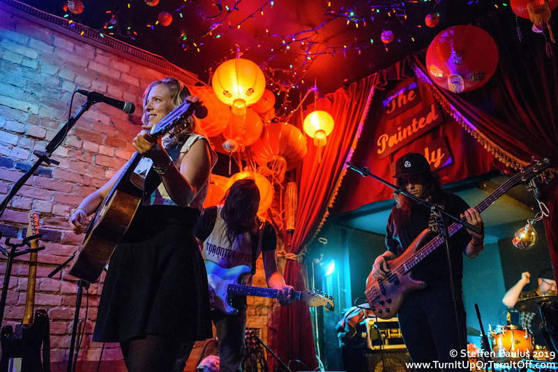 Sarah Burton Band @ The Painted Lady, Toronto, ON, 5-June 2019