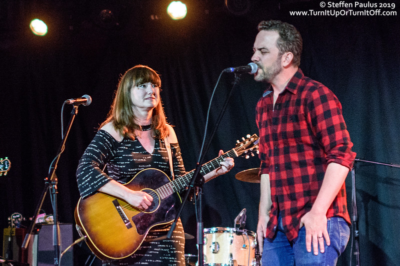 Justin Rutledge joins Oh Susanna @ Longboat Hall, Toronto, ON, 7-June 2019