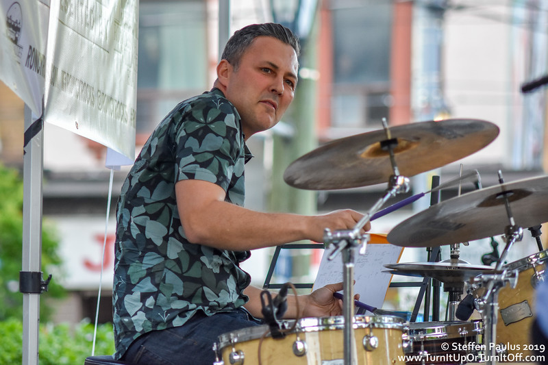 Royal Wood @ Roncy Rocks, Wright Ave. Stage, Toronto, ON, 8-June 2019