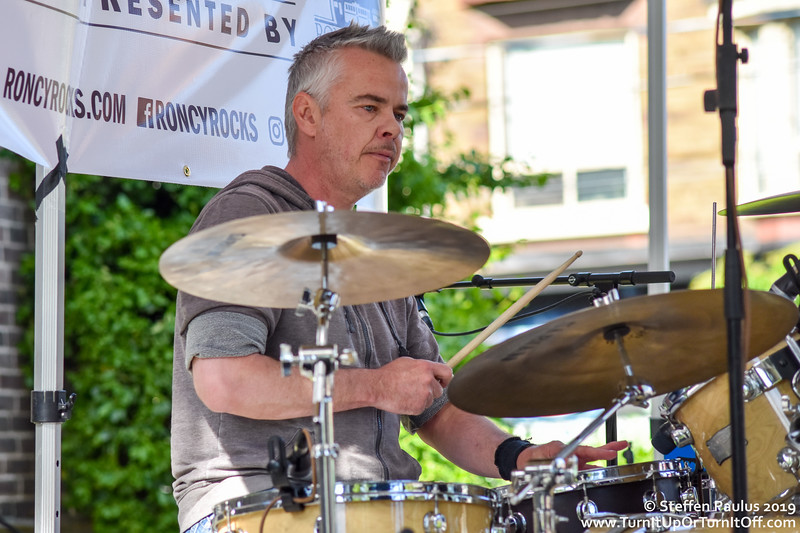 NQ Arbuckle @ Roncy Rocks, Wright Ave. Stage, Toronto, ON, 8-June 2019