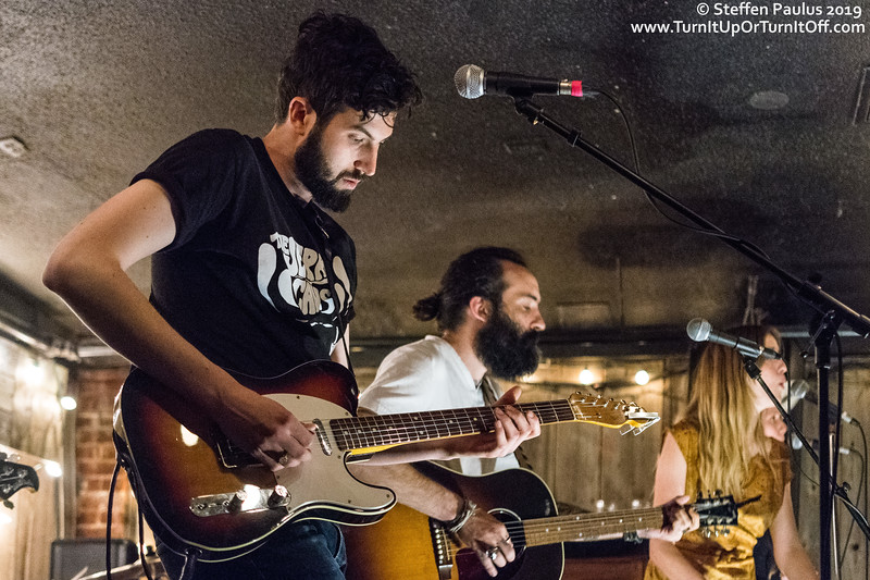 Blue Sky Miners @ Dakota Tavern, Toronto, ON, 12-June 2019