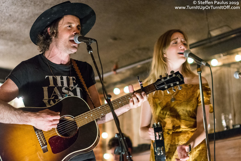 Dustin Bentall joins Blue Sky Miners @ Dakota Tavern, Toronto, ON, 12-June 2019