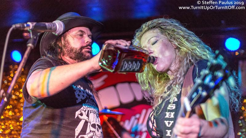 Nashville Pussy @ The Horseshoe Tavern, Toronto, ON, 26-September 2019