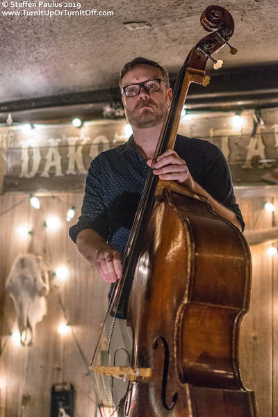 Greg Cockerill @ Dakota Tavern, Toronto, ON, 13-December 2019
