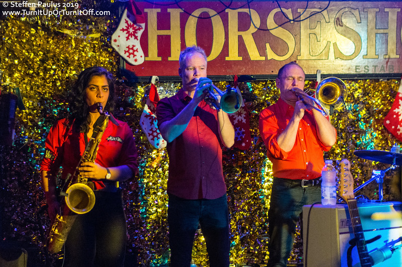 Lowest Of The Low @ Horseshoe Tavern, Toronto, ON, 13-December 2019