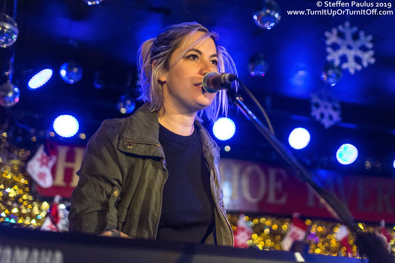 Skye Wallace @ Horseshoe Tavern, Toronto, ON, 13-December 2019