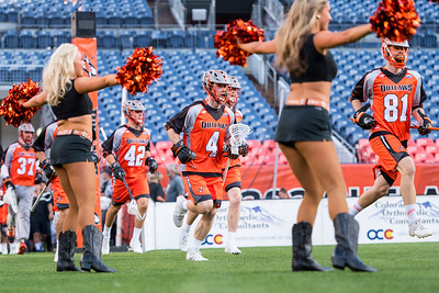 6/27 - Rattlers @ Outlaws