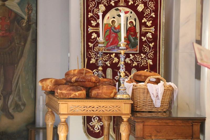 Annunciation Liturgy
