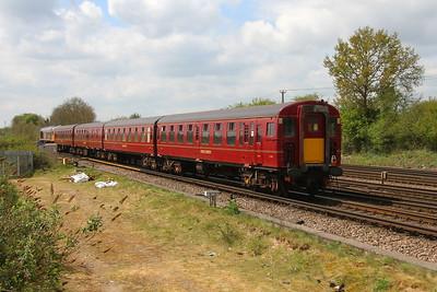 8028 Worting Junction 29/04/19 5Y68 Tonbridge to Eastleigh
