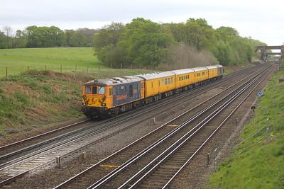 73964 Potbridge 24/04/19 on the rear of 1Q66 Woking to Woking
