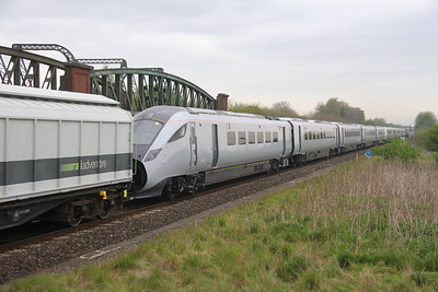 802203 Battledown 24/04/19 6X80 Dollands Moor to Eastleigh