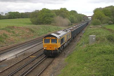 66714 Potbridge 24/04/19 4Y19 Mountfield to Southampton Western Docks