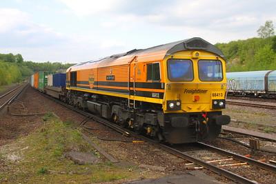 66413 Micheldever 29/04/19 4O57 Wentloog to Southampton