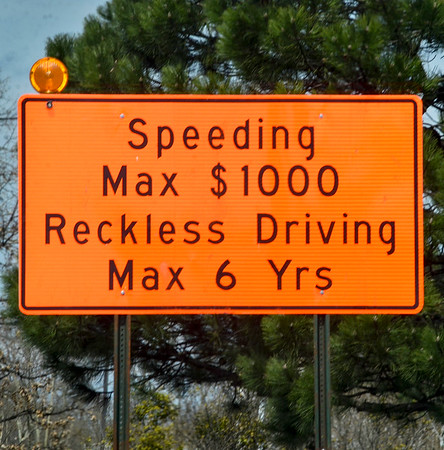 MET 040819 Speeding Sign