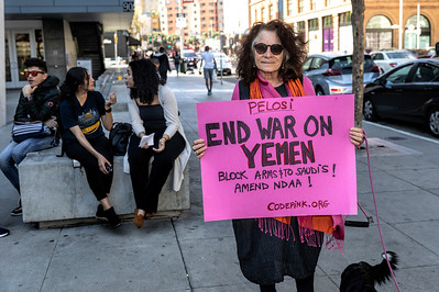Yemeni Alliance Rally 1 - (Terry Scussel)