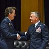 MET 080919 Col Knight handshake