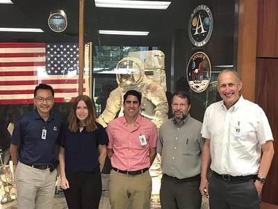 NASA Field Trip 8.1.19
