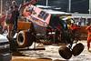Greg Hodnett Foundation Race - BAPS Motor Speedway - 91F Anthony Fiore