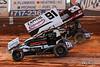 Greg Hodnett Foundation Race - BAPS Motor Speedway - 91 Kyle Reinhardt, 33W Mike Walter
