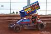 Greg Hodnett Foundation Race - BAPS Motor Speedway - 75 Kenny Edkin