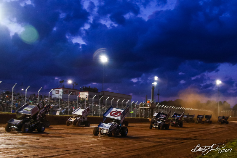Greg Hodnett Foundation Race - BAPS Motor Speedway