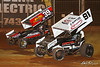 Greg Hodnett Foundation Race - BAPS Motor Speedway - 39M Anthony Macri, 91 Kyle Reinhardt