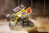 Greg Hodnett Foundation Race - BAPS Motor Speedway - 72 Ryan Smith, 37 JJ Grasso