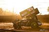 Greg Hodnett Foundation Race - BAPS Motor Speedway - 33W Mike Walter