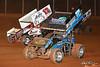 Greg Hodnett Foundation Race - BAPS Motor Speedway - 2W Glenndon Forsythe, 17B Steve Buckwalter