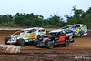 Anthracite Assault - Bob Hilbert Sportswear Short Track Super Series Fueled By Sunoco - Big Diamond Speedway - T69 Travis Green, 72 Jim Housworth, 9 Joe Toth