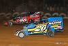 Anthracite Assault - Bob Hilbert Sportswear Short Track Super Series Fueled By Sunoco - Big Diamond Speedway - 46 Jeremy Smith, 20c Craig Hanson