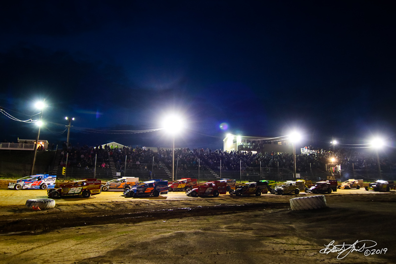 Anthracite Assault - Bob Hilbert Sportswear Short Track Super Series Fueled By Sunoco - Big Diamond Speedway - Feature Lineup