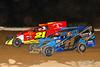 Big Diamond Speedway - 21 Matt Clay, 11 Dylan Smith