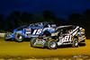 Big Diamond Speedway - 81 Billy Osmun, 15 Billy Pauch Jr.