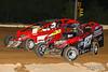 Big Diamond Speedway - 69C Cliff Quinn, 127 Frank Yankowski