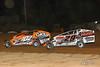 Big Diamond Speedway - T102 Shawn Fitzpatrick, 29 Ryan Krachen