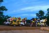 Capitol Renegade United Racing Club - Big Diamond Speedway - 89 Robbie Stillwaggon, 35 Chad Layton, 7 Ed Aiken, 63 Josh Weller