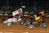 Capitol Renegade United Racing Club - Big Diamond Speedway - 22 Troy Betts, 7 Ed Aiken