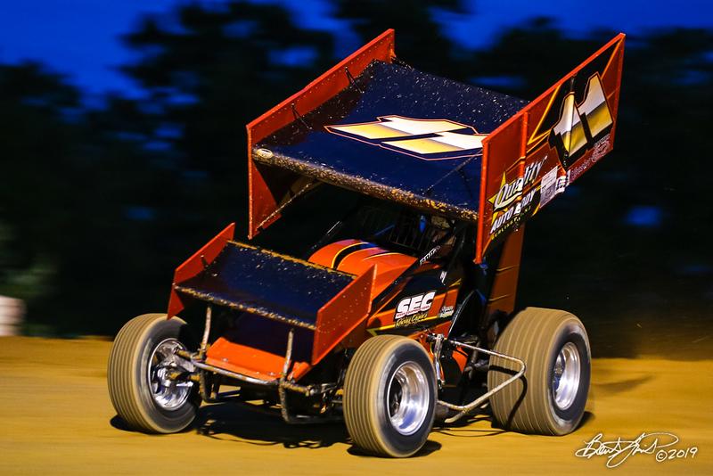 Capitol Renegade United Racing Club - Big Diamond Speedway - 11 Ryan Stillwaggon