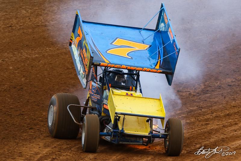 Capitol Renegade United Racing Club - Big Diamond Speedway - 7T Jordan Thomas
