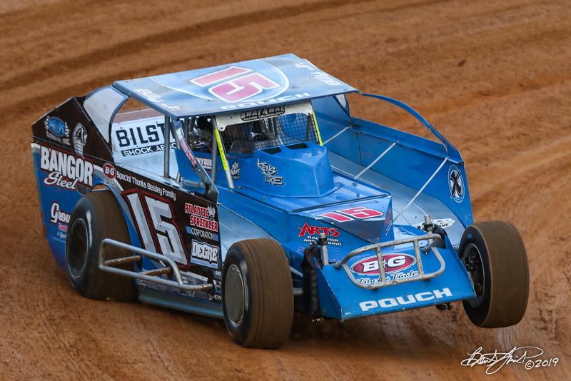 Big Diamond Speedway - 15 Billy Pauch Jr.