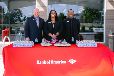 Bank of America Grand Opening - Event Photography by Robb McCormick Photography