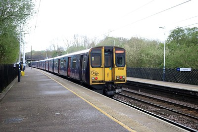 313123_025 1250/2J75 Stevenage-Moorgate