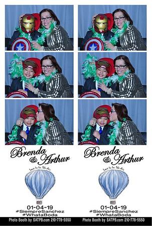 Brenda & Arthur