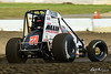 USAC East Coast Sprint Cars - Design For Vision/Sunglass Central Speedway - 71 Chris Allen