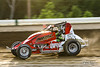 USAC East Coast Sprint Cars - Design For Vision/Sunglass Central Speedway - 32 Eric Jennings