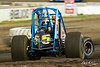 USAC East Coast Sprint Cars - Design For Vision/Sunglass Central Speedway - 5Z Zach Burd