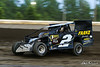 All American 40 - Design For Vision/Sunglass Central Speedway - 2 Mike Franz