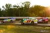 All American 40 - Design For Vision/Sunglass Central Speedway - 0 Wayne Weaver, 11 Andrew Belmont, 39 Matt Peck