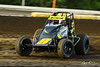 USAC East Coast Sprint Cars - Design For Vision/Sunglass Central Speedway - 8 Kyle Lick